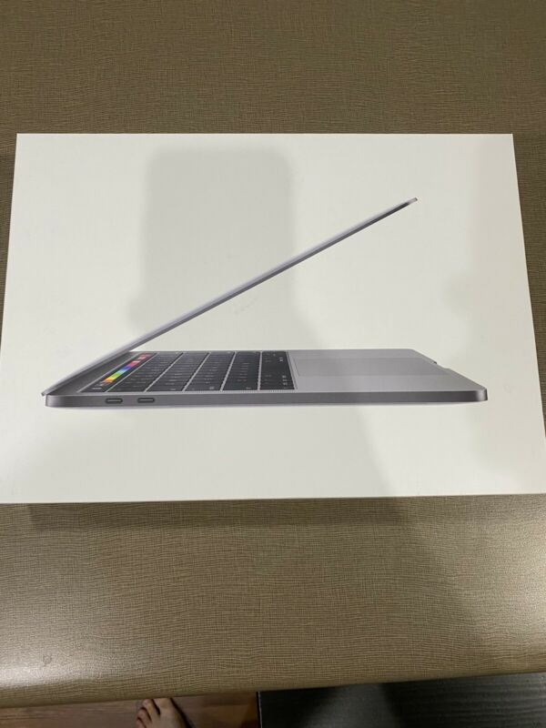 **FAST SHIP** Empty Box With Inserts Macbook Pro 13 Inch A1989