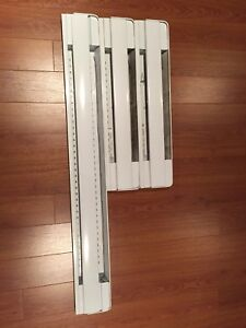 Two heater boards