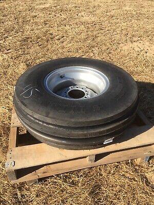 Deestone D502-Traction 6.00-16 C/6PR BSW Tires