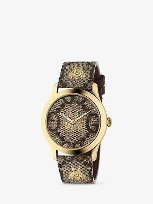 Gucci Ladies Watch - 38mm G-Timeless Gold YA1264068