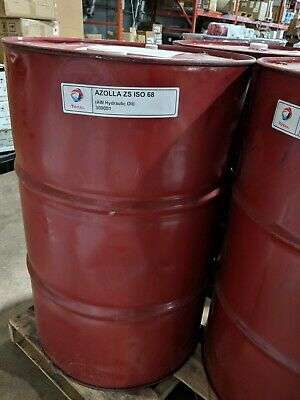 Total Azolla Zs Iso 68 Hydraulic Oil - 55 Gallon Drum