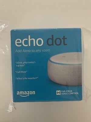 Echo Dot (3rd Gen) - Smart Speaker with Alexa - Sandstone *IN HAND*