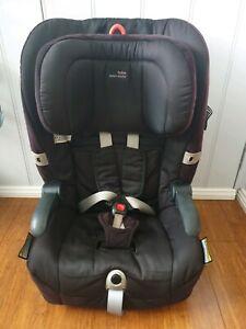 Britax Safe & Sound Child Car Seat with baby insert