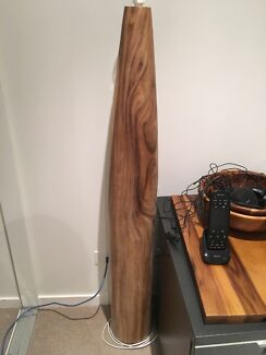 Solid heavy floor lamp  South Yarra Stonnington Area Preview