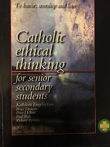 Catholic Ethical Thinking for Senior Secondary Students Mount Hawthorn Vincent Area Preview