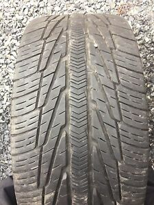 Set of all season Goodyear tires