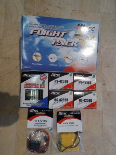 HiTEC Flight Pack