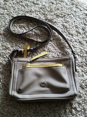Verkaufe Handtasche in beige von GERRY - Verkauf Handtasche