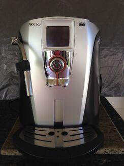 SAECO TALEA TOUCH PLUS V2 COFFEE MACHINE Rankin Park Newcastle Area Preview