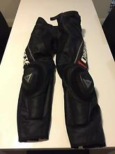 Dainese Delta Pro Mens Leather Motorcycle Pants Size EU 50 Mosman Mosman Area Preview