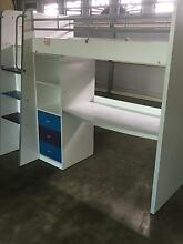 Children bunk with desk and storage Moama Murray Area Preview