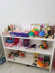 Book shelf or stand for toys Prairiewood Fairfield Area Preview