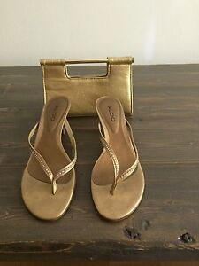 Chaussures et sacoche bal/mariage chic