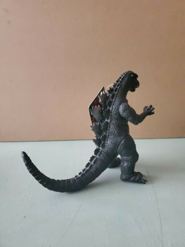 King Ghidorah Godzilla Figure Japan Bandai Retired Hard To Find Mint w//Tag