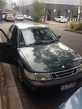 Saab 1996 900s 2.3L RWC Southbank Melbourne City Preview