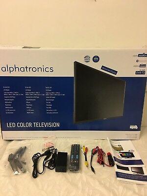 Alphatronics SL-32 DSB-I Smart TV, DVB-S2/T2/C, DVD, H.265, Bluetooth, 12/230V