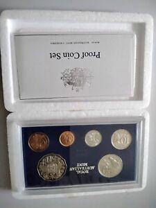 Australian proof coins (11 sets)