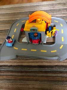 Little People Car Wash Toy