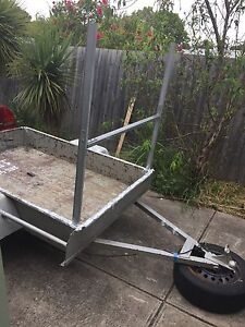 Trailer (6*4) for hire $30 per day (Cheap trailer rent)