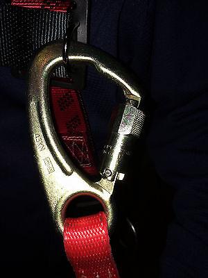 MSA 10047084 FP5K Tie-Back Shock Absorbing Lanyard