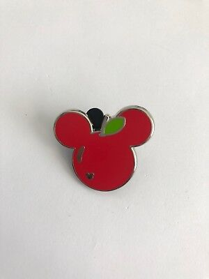 Disney Hidden Mickey Fruit 2017 Apple