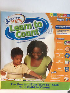 Hooked on math learn to count
