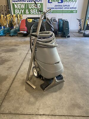Advance Aquaclean 18flx Carpet Extractor With Wand