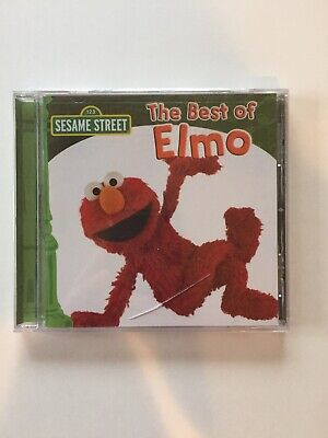 The Best of Elmo * by Elmo from Sesame Street/Sesame Street (CD, (The Best Of Elmo Cd)