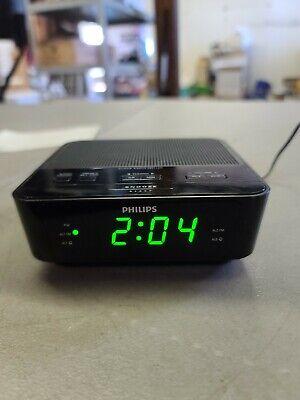 Philips Alarm Clock Radio AJ3116M