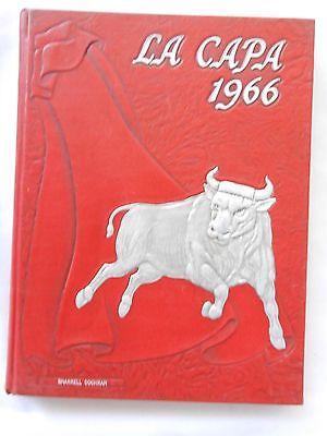 For sale 1966 LA MIRADA HIGH SCHOOL YEARBOOK LA MIRADA, CALIFORNIA LA CAPA