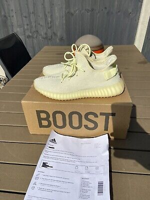 Adidas Yeezy Boost 350 V2 Butter Uk 8.5✅