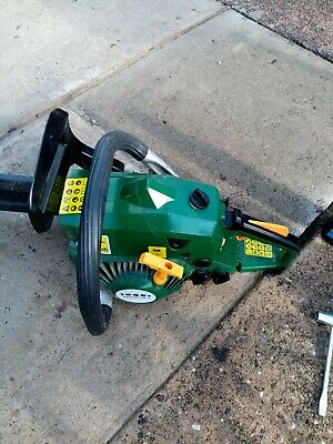 Used  petrol chainsaw Collect NG8 nottingham only