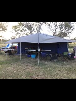 MDC tent Panania Bankstown Area Preview