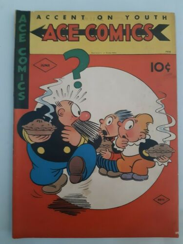 Ace Comics #75 (1943)