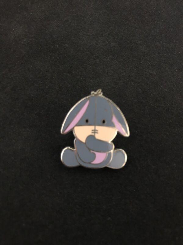 Disney Pin Eeyore Cute Characters Full Body Winnie Pooh