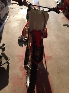 Immaculate 2013 crf250r