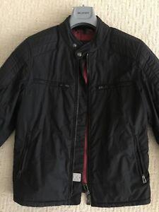Belstaff James Hunt Archer Blouson Jacket - Sz 50 (M) - Black