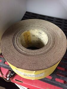 New 50yards 80 grit sandpaper