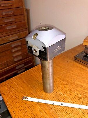 Criterion Boring Head Model 3 1 12 Diameter Shank 5 Shaft