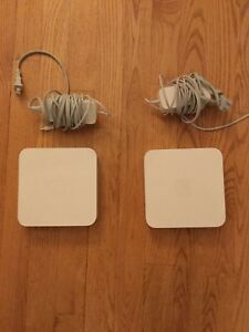 2x Apple Airport Extremes (A1354 & A1408)