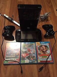 Nintendo Wii U pro console 32gb Hornsby Hornsby Area Preview