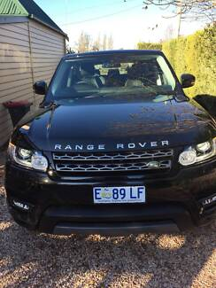 2015 Range Rover Sport TDV6 S Carrick Meander Valley Preview