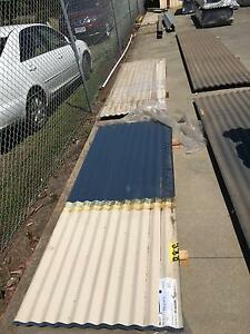 Corrugated Iron Colourbond Sheets – Deep Ocean Point Cook Wyndham Area Preview