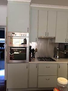 KITCHEN CABINET WALL OVEN TOWER - TO MATCH PANTRY CUPBOARD LISTED Highett Bayside Area Preview