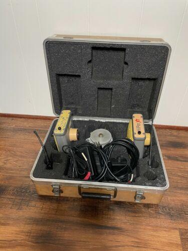 Topcon Hiper Plus+ Hiper XT Dual GPS GLONASS GNSS Receiver Kit with Topcon Case