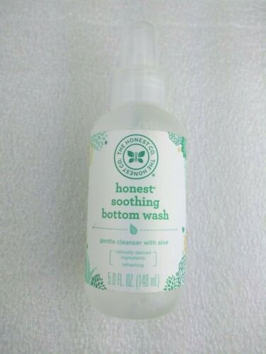 The Honest Company Soothing Bottom Wash with Aloe - 5 oz