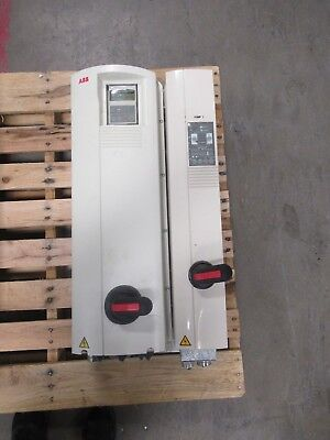 Abb Drive Ach401601132 10be0000 480v Volts 21.5a Amps 3ph 15hp Used 1