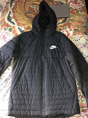 mens nike jacket medium