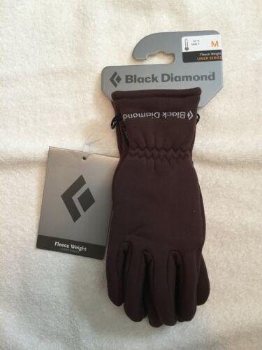 NWT Black Diamond Fleece Weight Liner Glove - Men