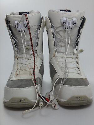 Nitro #22478 Monarch TLS Snowboard Boots Snow Damen Gr. 27 41 1/3 Weiß